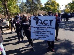 Gender-Based Awareness March