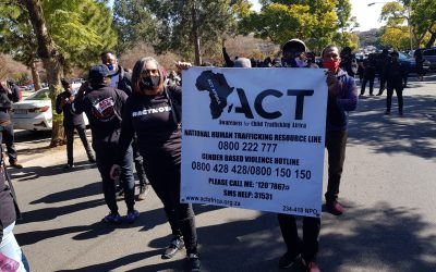Men Taking A Stand Against Gender-Based Violence And All Forms Of Abuse