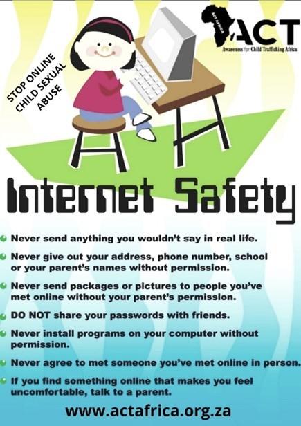 Internet Safety by ACT Africa
