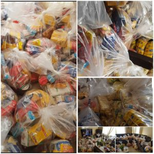 COVID-19 Food Relief Packs in South Africa, Nigeria and Ghana